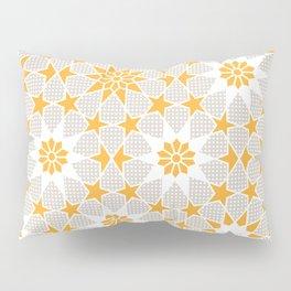 Pivot Star Pattern  Pillow Sham