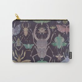 Entomologist's Wish (The Neon Version) Carry-All Pouch
