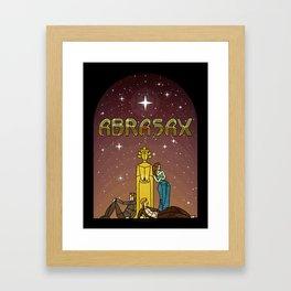 House of Abrasax Framed Art Print