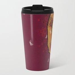 For you - maroon Travel Mug