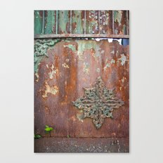hard and soft Canvas Print