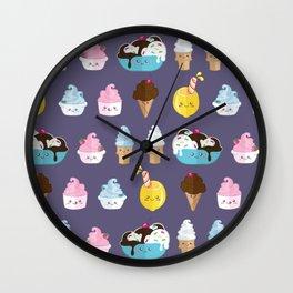 Treats Wall Clock