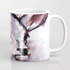 Fawn, Watercolor Coffee Mug