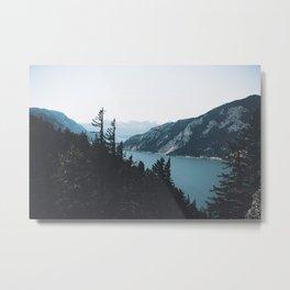 Columbia River Gorge V Metal Print