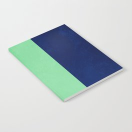 South Pacific Colorblock Stripes Notebook
