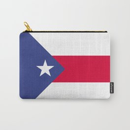 Puerto Rico flag emblem Carry-All Pouch