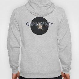 Quality Key: Vinyl Time Hoody