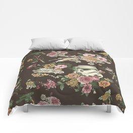 Botanic Wars Comforters