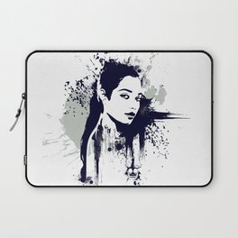 A Girl Laptop Sleeve