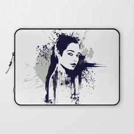 A Girl Laptop Sleeve
