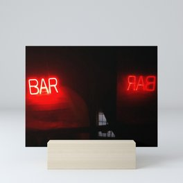Bar Bar Mini Art Print
