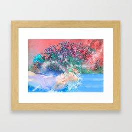 Spirit of Life Framed Art Print