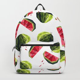 Edgy Watermelon Backpack