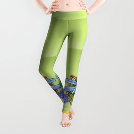 Dragonfly to Your Dreams Leggings