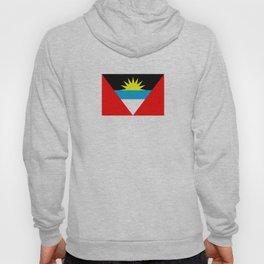 Antigua and Barbuda country flag Hoody