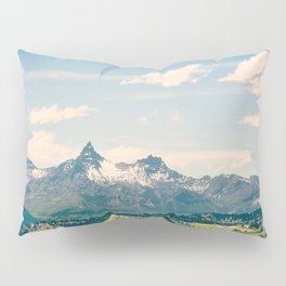 Going to the Mountains Pillow Sham
