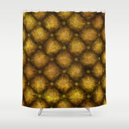 Amazing and Shimmering 1611A Shower Curtain