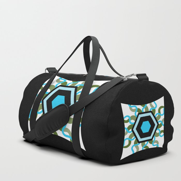 Integrate Focus and Stress Relief Duffle Bag