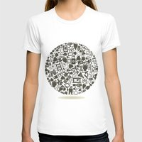 medicine T-shirts featuring Medicine a sphere by aleksander1
