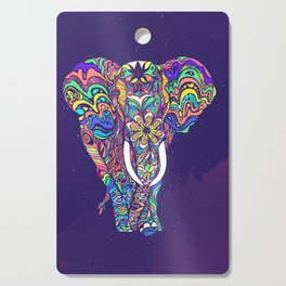 Not a circus elephant Cutting Board