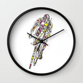 BI-SIMBIOSIS Wall Clock