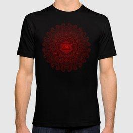 Natural 20 Mandala Backstabbing Rogue T-shirt