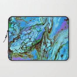 Blue Fantasy Laptop Sleeve