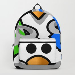 Penguin with Gifts Backpack