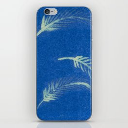 White Feather iPhone Skin