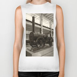Stephenson's Rocket Biker Tank