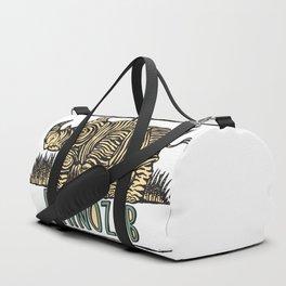 Rhinozeb Duffle Bag