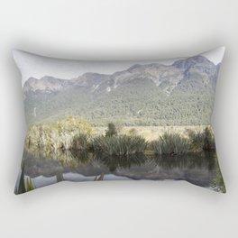 Mirror Lakes Rectangular Pillow