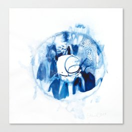 Sea & Me 23 Canvas Print