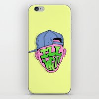 fresh prince iPhone & iPod Skins featuring Fresh Prince of Bel Air by shoooes