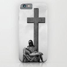 Virginal sky iPhone 6s Slim Case