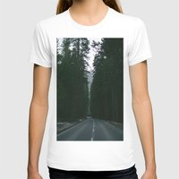 yosemite T-shirts featuring Yosemite  by Andre Elliott