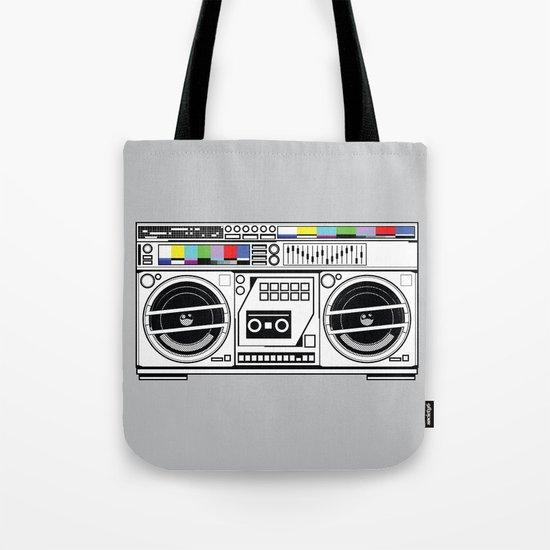 1 kHz #5 Tote Bag
