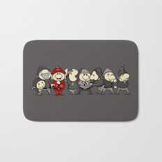 Red Dwarf Bath Mat