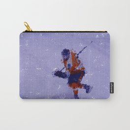 Eyes on the Prize - Ice Hockey Player Carry-All Pouch