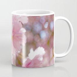 Cherry Blossom Chiffon  Coffee Mug