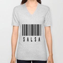 Salsa Scan Unisex V-Neck
