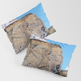 Living at the End of the World Pillow Sham