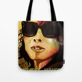 International Man Of Mystery Tote Bag