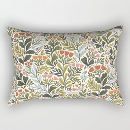 Month of May ~ white Rectangular Pillow
