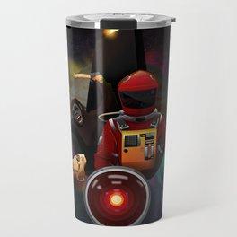 2001: A Space Odyssey T-Shirt Travel Mug