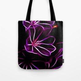 Frac Flower 2 Tote Bag