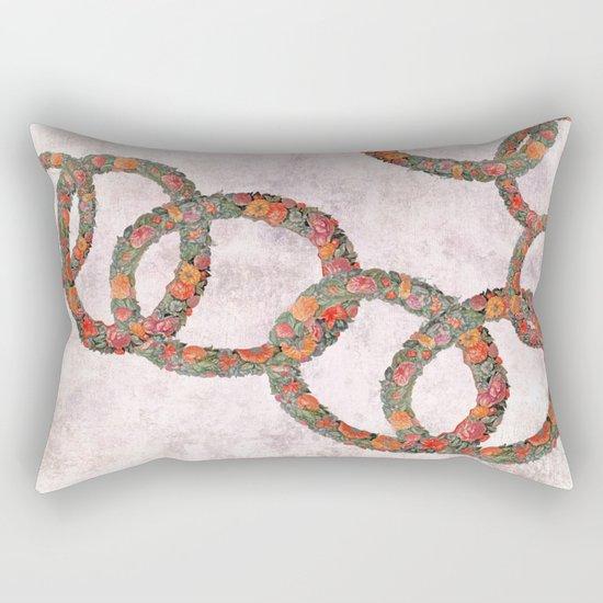 Chained II Rectangular Pillow