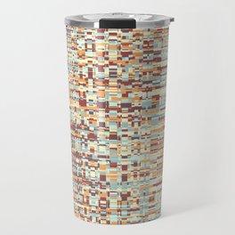 Abstract pattern 103 Travel Mug