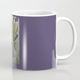Winter Iris Coffee Mug