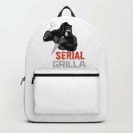 Serial Grilla  Backpack